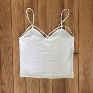 Forever 21 crop top!
